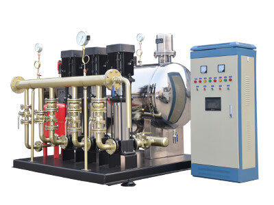 Booster Pump System High Flow