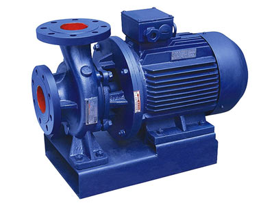 ISW Single-stage Single-centrifugal Pump