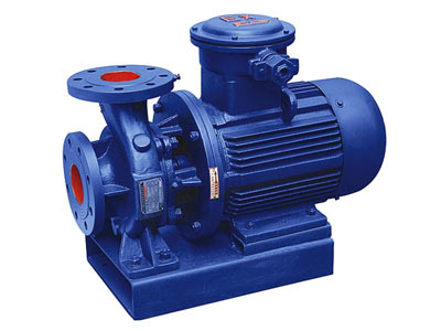 ISWB Oil Pump (Explosion-proof Motor)