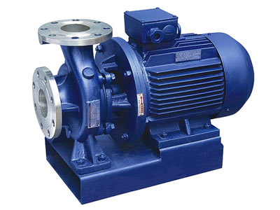 ISWH Corrosion-resistant Chemical Pump