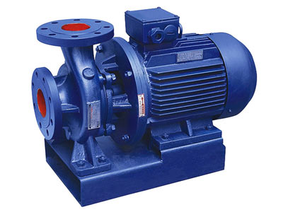 ISWR Hot-water Pump