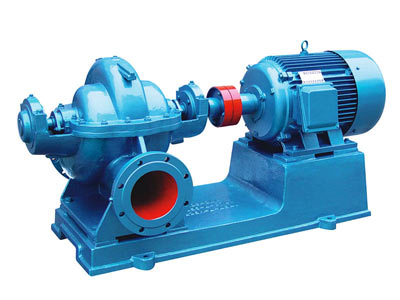 S Double Suction Split Case Pump