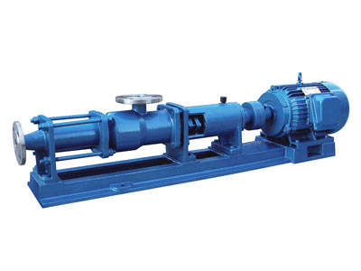 G Single Screw Pumps