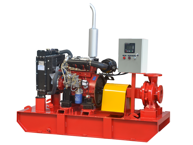 XBC-IS Diesel Fire Pump