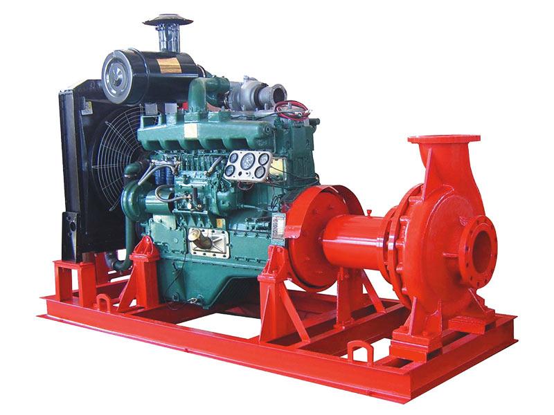 Diesel Engine Fire Pump End Suction Fire Water Pump Fire
