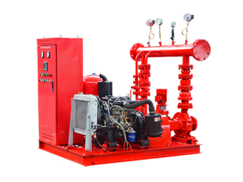 Fire Pump Packages Fire Pump Set Fire Pump System