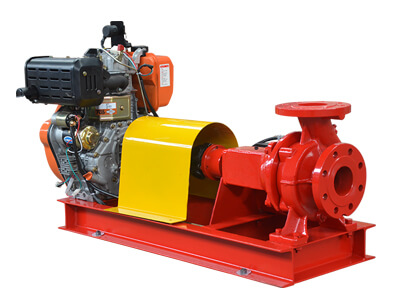 Diesel Fire Pump Small Flow
