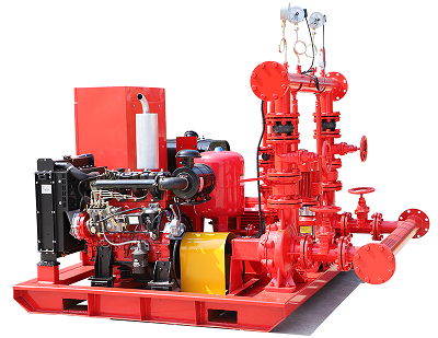 fire pump set