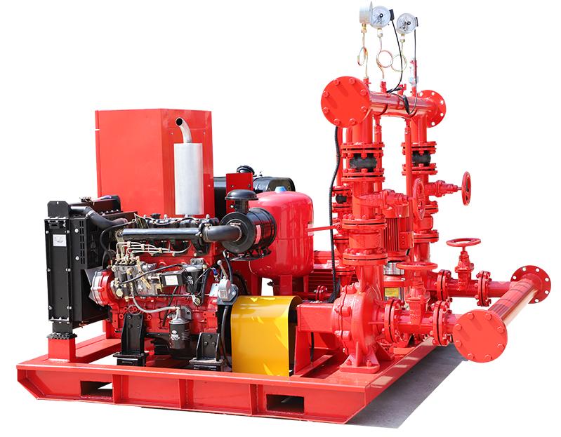fire pump set, fire pump package, fire pump system, fire pump and