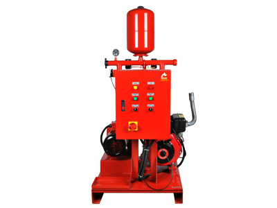 Small Flow Fire Pump System