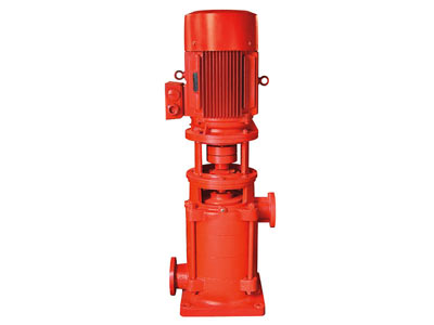 XBD-DL Multistage Fire Pump