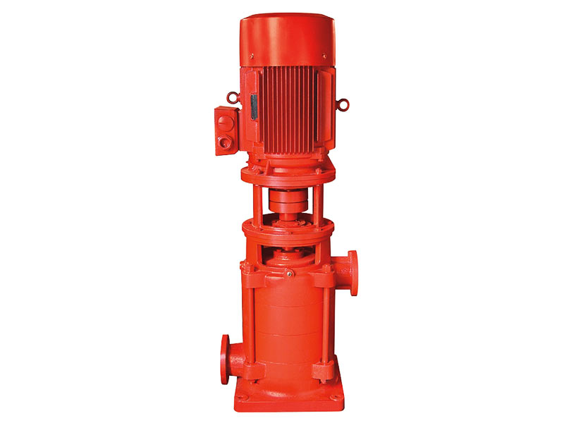 XBD-DL Multistage Fire Pump - Multistage Fire Pump, Electric