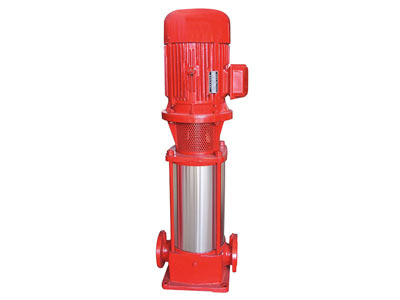 XBD-GDL Centrifugal Multistage Fire Pump