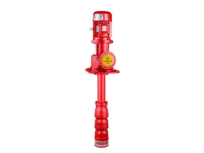 JC Vertical Turbine Fire Pump
