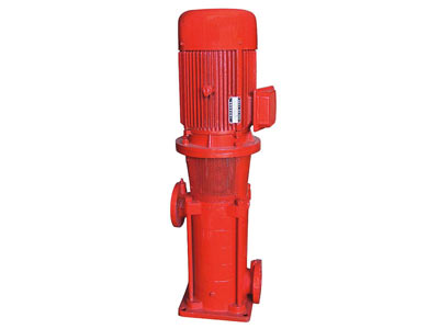 XBD-LG Multistage Fire Pump