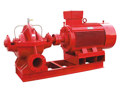 XBD-S Split Case Centrifugal Fire Pump