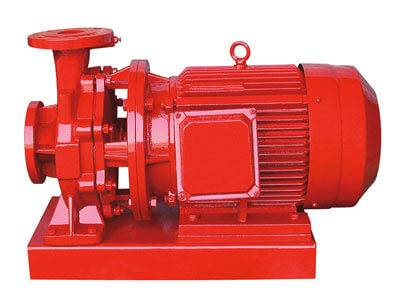 XBD-W Horizontal Electric Fire Pumps