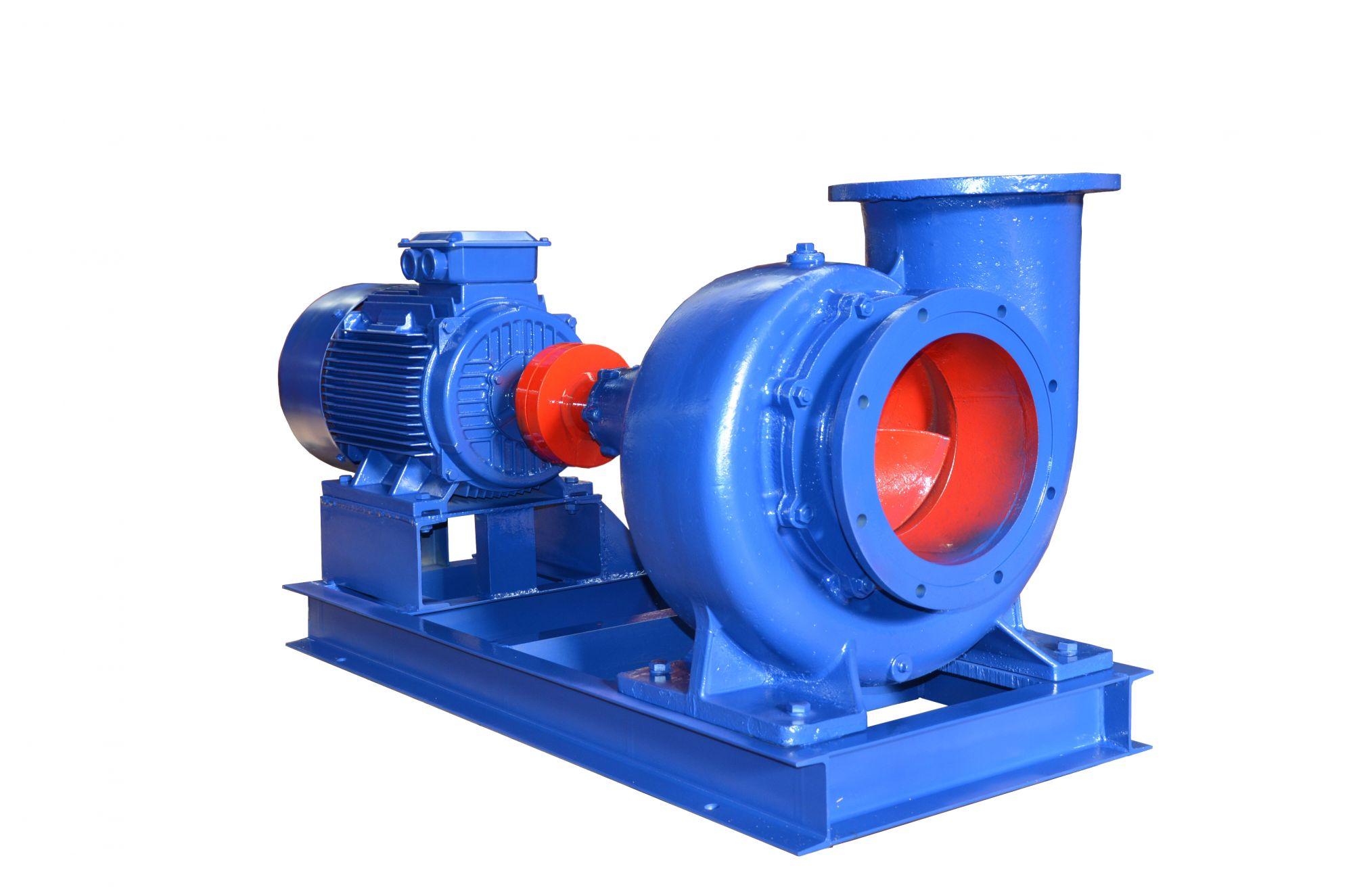 mixed-flow pumps
