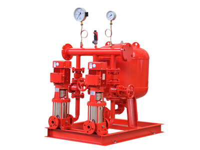 XBD-GDL Jockey Pump Set