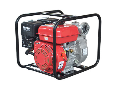 Poratable Fire Pump 9-25 HP
