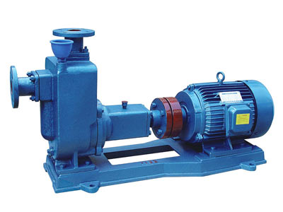 ZW (P) Series Self-priming Non-clog Sewage Pump