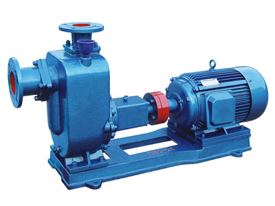 ZX Series Self-suction Pump